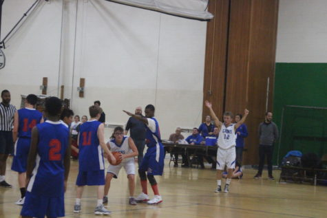 Special Olympics basketball season off to strong start