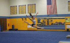 Girls gymnastics 'trust the process' this season