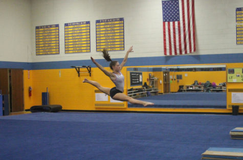 Girls gymnastics 'trust the process' this season