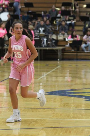 AOTM: Hailey Markworth '22