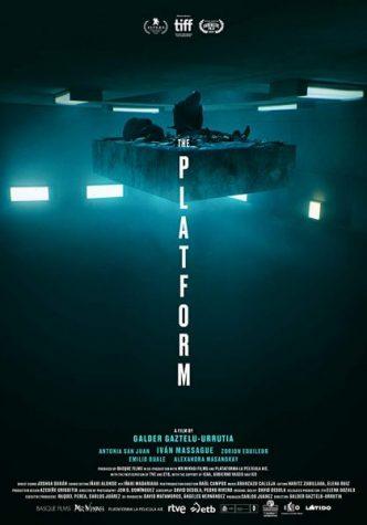 'The Platform' poster
