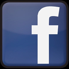 Facebook logo (courtesy of creative commons).
