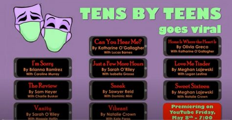 'Tens by Teens Goes Viral' replaces in-person performance