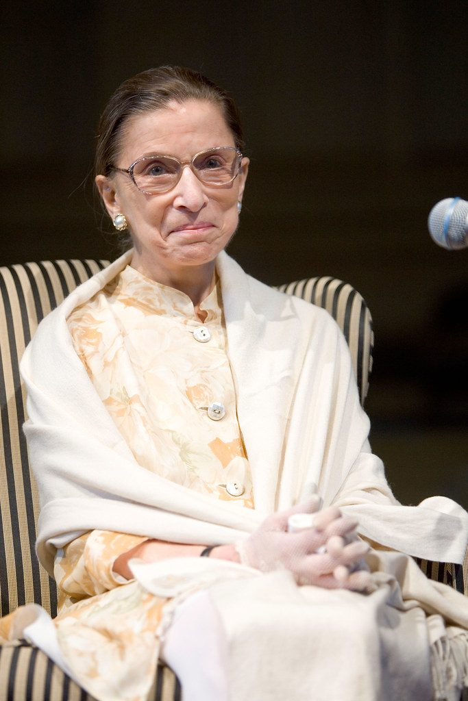 Opinion: Holding on to hope after loss of feminist icon RBG