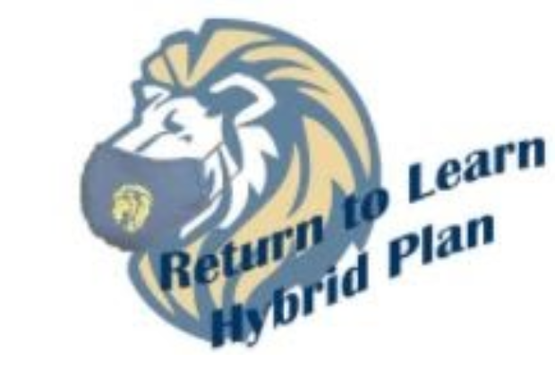 Lyons Township plans for hybrid learning. Photo by lths.net