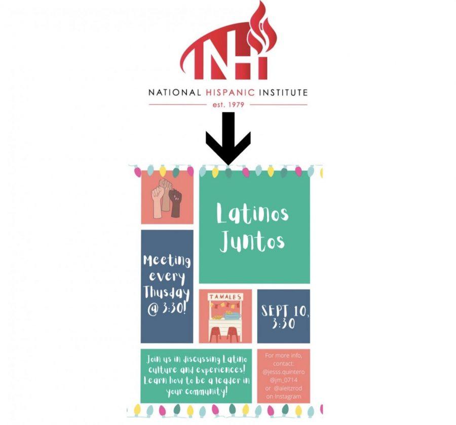 NHI+merges+with+pilot+club+Latinos+Juntos