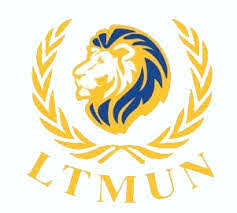 LT Model United Nations logo.