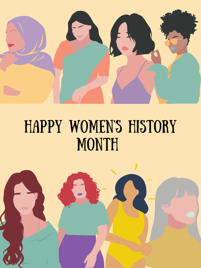 Women's History Month Tribute