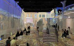 Van Gogh exhibit (Mosqueda/LION)