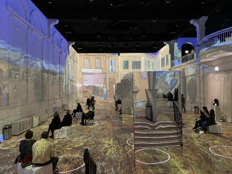 Van Gogh Immersive Exhibit Review