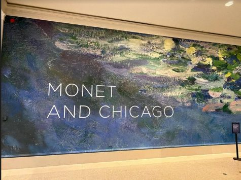 Monet and Chicago Review