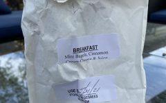 Free breakfast provided by school