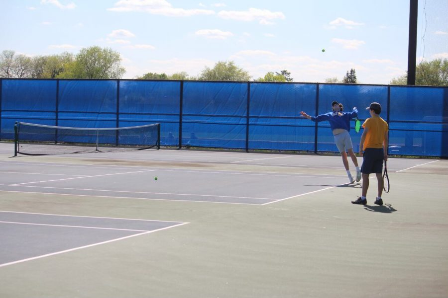Boys tennis anticipates upcoming season
