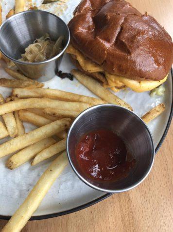 MMB burger