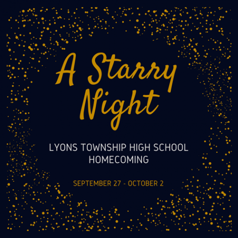 2021 homecoming flyer (photo courtesy of Maia Halm).