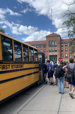 Late start difficulty with bus driver shortage