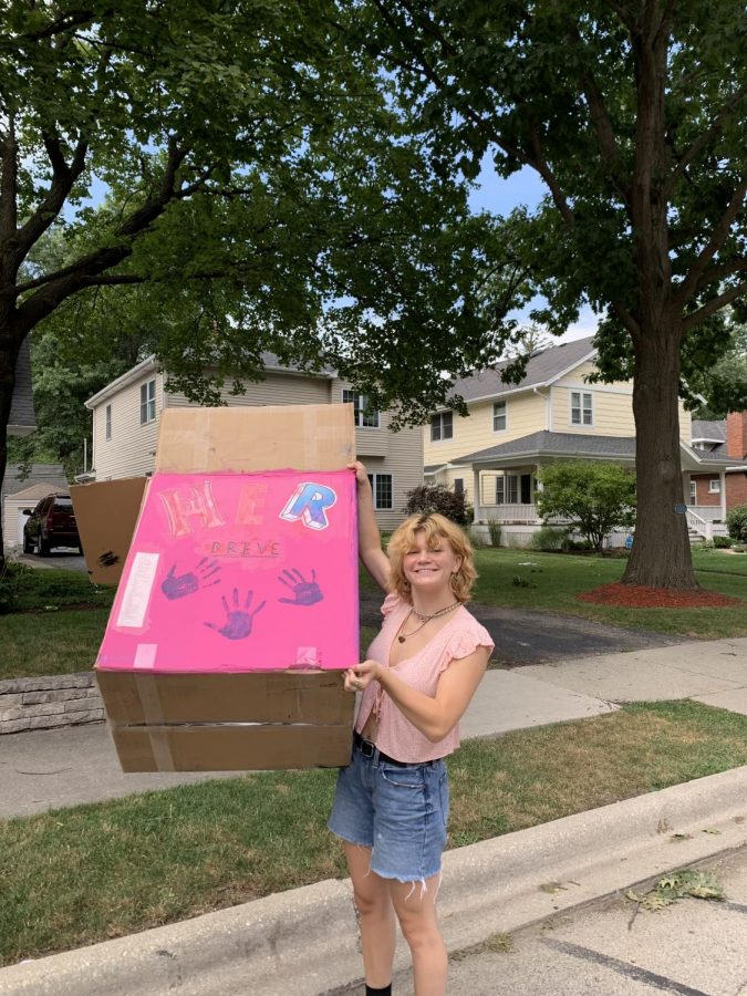 Students host second 'HER' Drive at LT